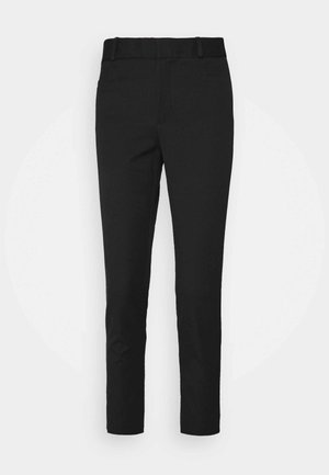 MODERN SLOAN SOLIDS - Chinos - black