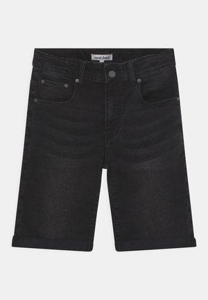 JOWIE - Szorty jeansowe - black denim