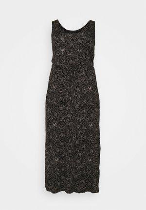 Maxi šaty - blush