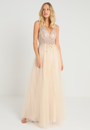 Occasion wear - champagne