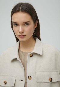 PULL&BEAR - Classic coat - beige - 3
