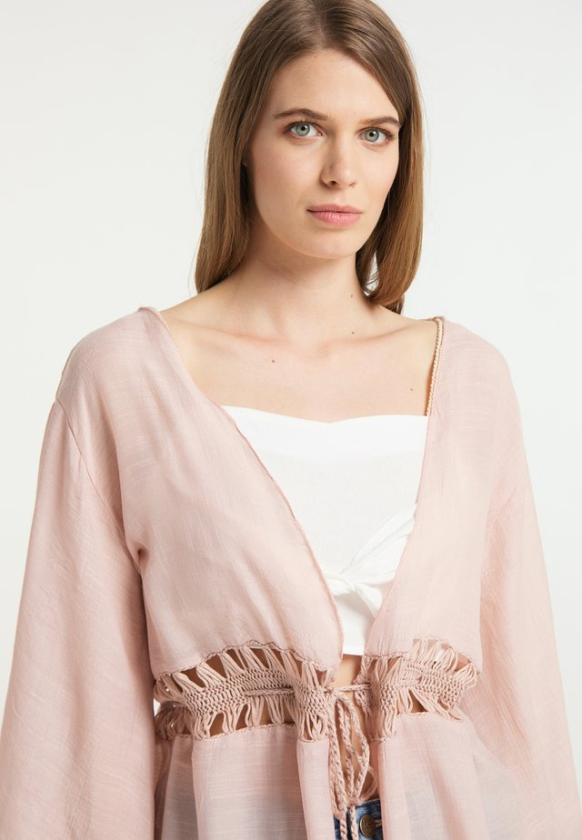 Strandaccessoire - rosa