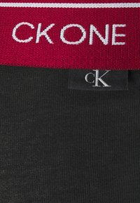 Calvin Klein Underwear - DAYS OF THE WEEK HIP BRIEF 7 PACK - Briefs - black - 6