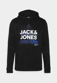 JCOSTAR HOOD - Sweatshirt - black