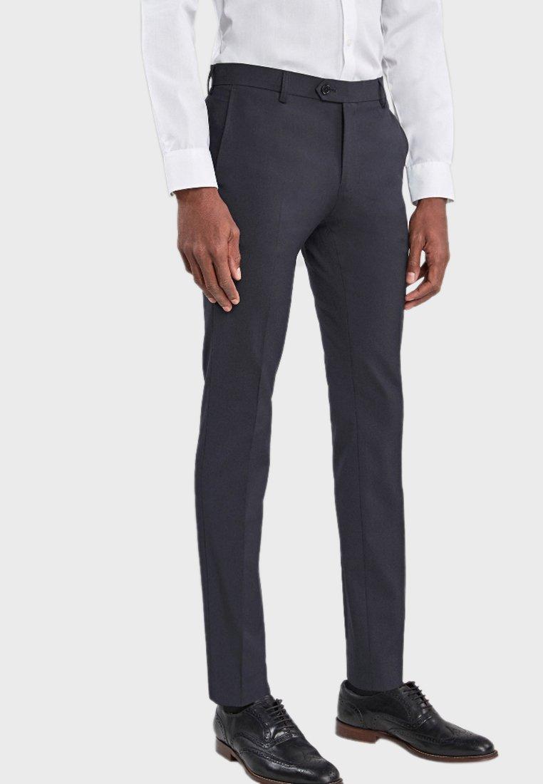 Next - Suit trousers - blue