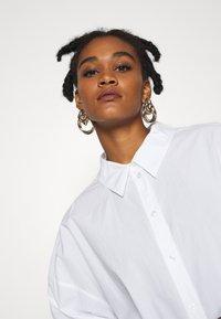 Weekday - TOVA - Button-down blouse - white - 3