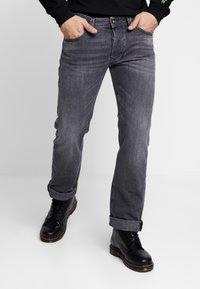 Diesel - LARKEE - Straight leg jeans - grey denim - 0