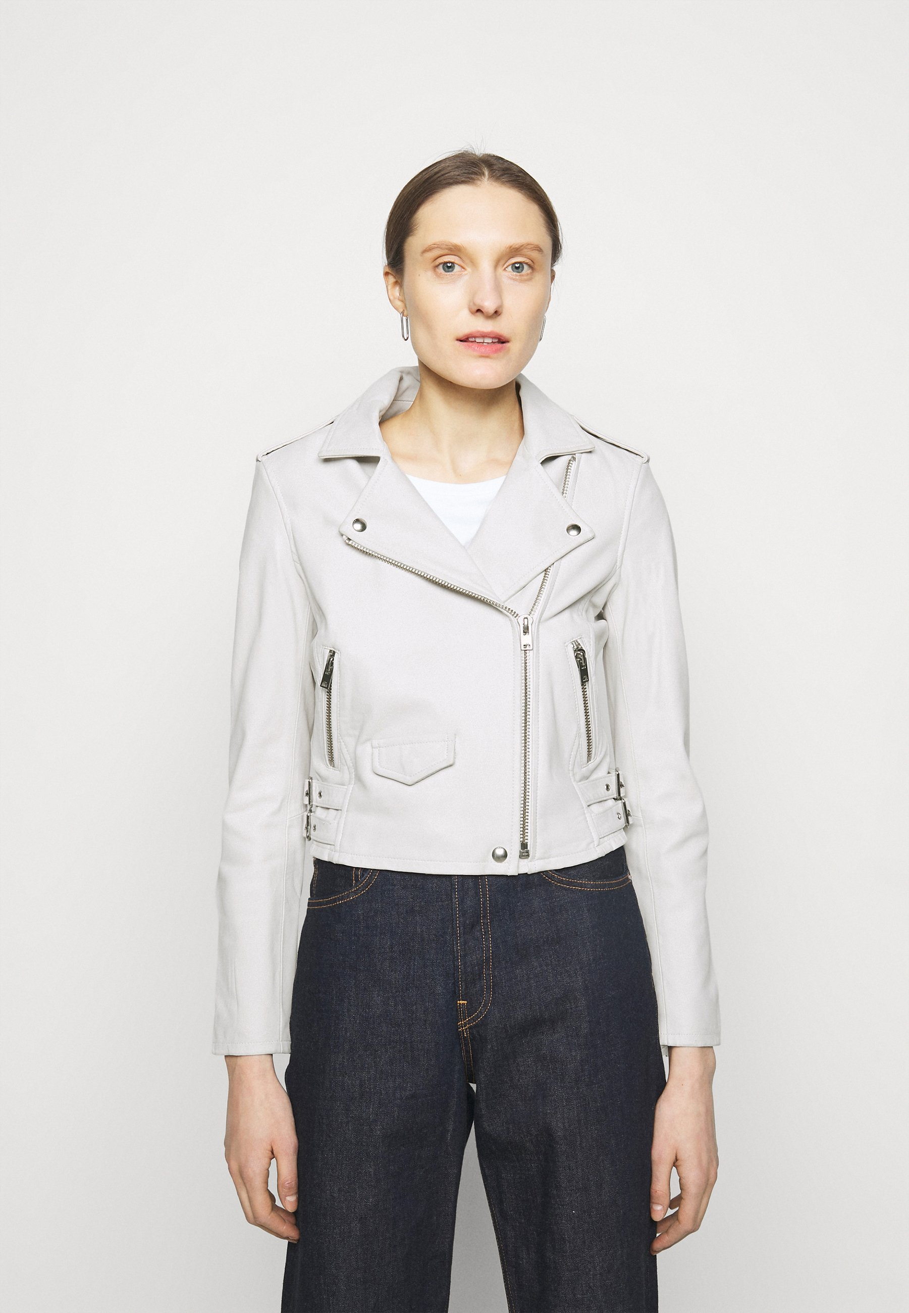Women ASHVILLE JACKET - Leather jacket