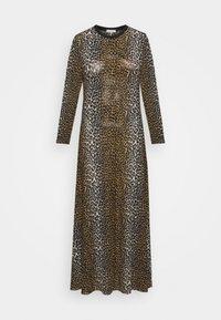 Notes du Nord - TARA DRESS - Maxi dress - brown - 5