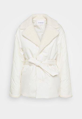 GREGO - Zimní bunda - ecru