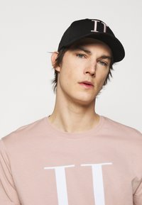Les Deux - BASEBALL  - Cap - black/dusty rose - 0