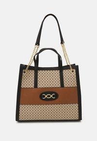 Even&Odd - Velká kabelka - brown - 0