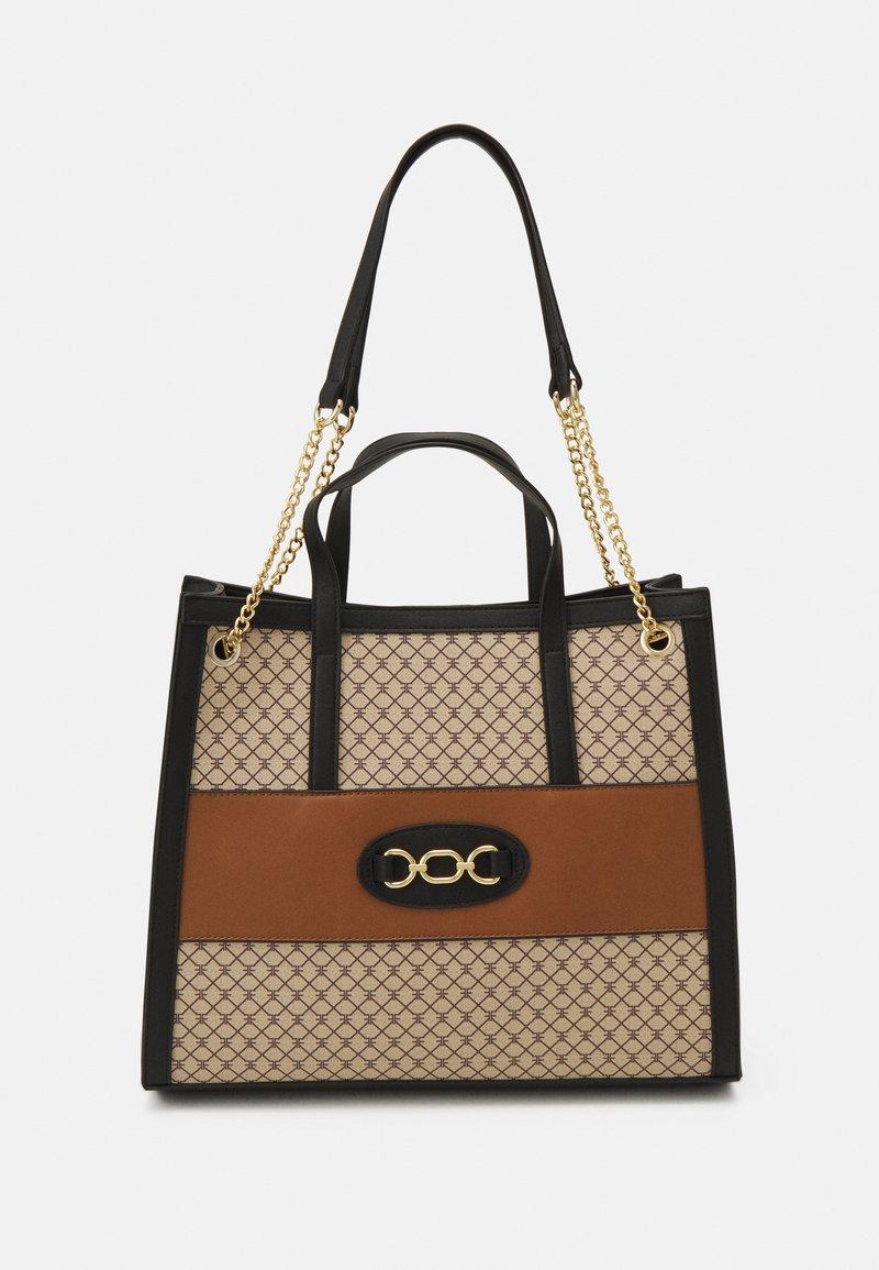 Even&Odd - Velká kabelka - brown