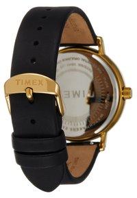 Timex - WOMEN'S CELESTRIAL OPULENCE WITH SWAROVSKI BLACK DIAL - Klokke - black - 2