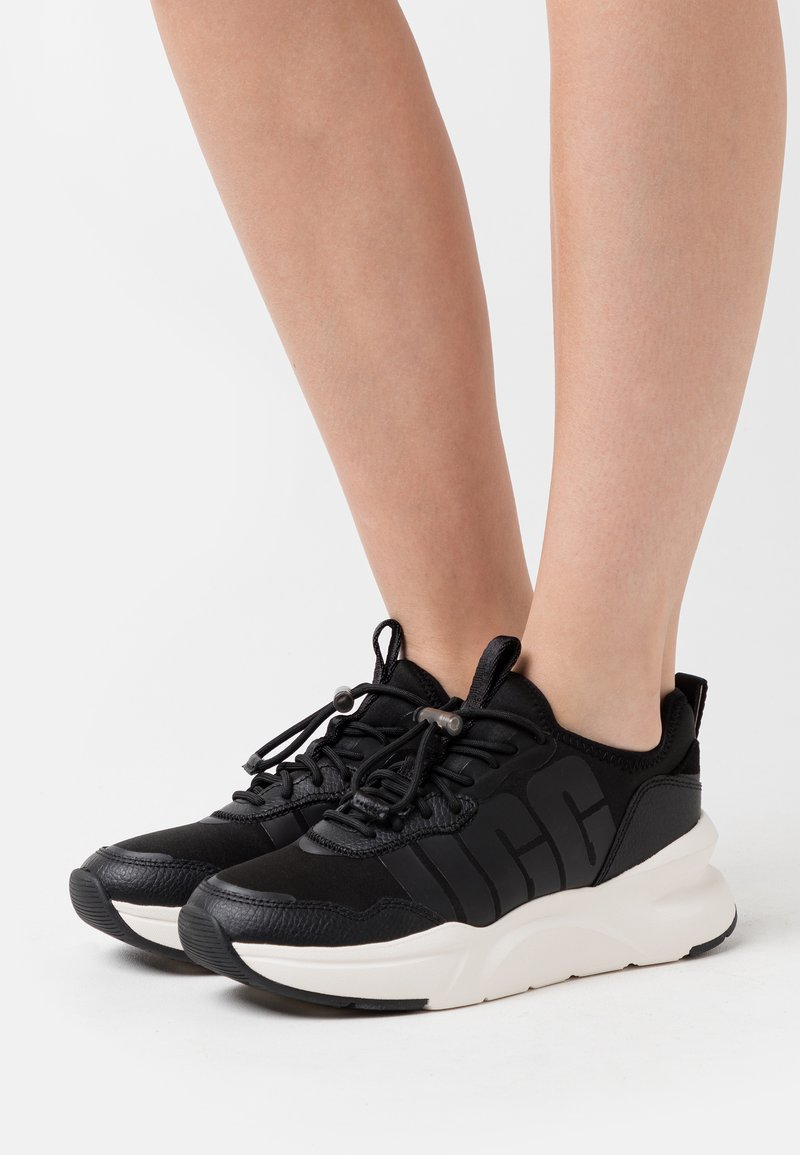UGG - LA DAZE - Sneakers laag - black
