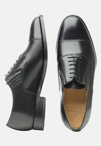 SHOEPASSION - NO. 543 - Smart lace-ups - black - 1