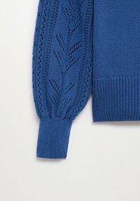 Violeta by Mango - GREY - Jumper - blau - 5