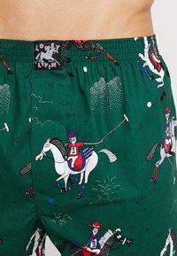 Lousy Livin Underwear - POLO - Boxer shorts - eden green - 4