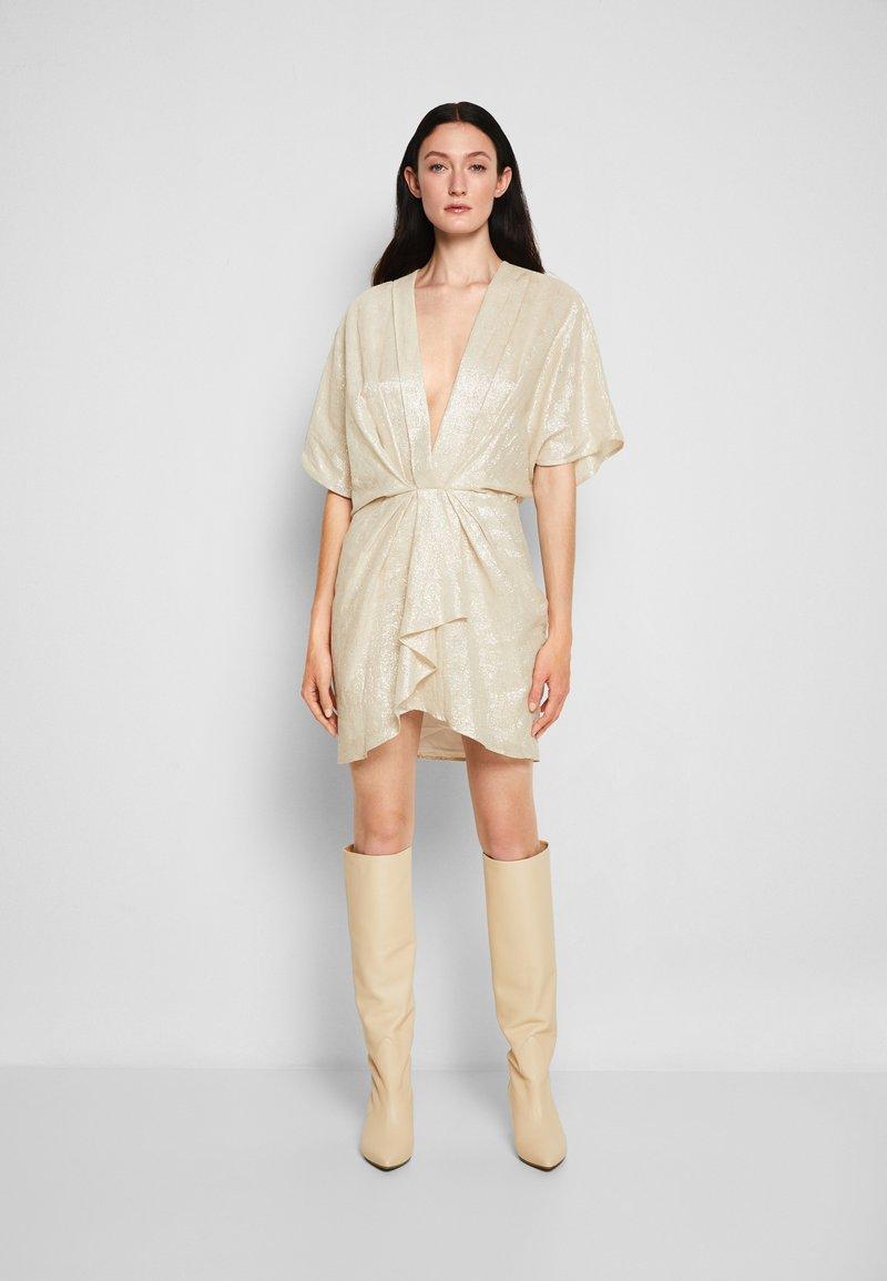 Iro - HALSEY - Cocktail dress / Party dress - nude