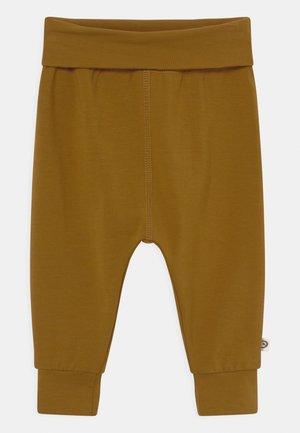 COZY ME UNISEX - Trousers - pesto