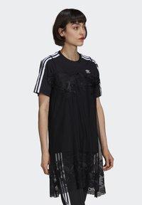 adidas Originals - Jerseykjoler - black - 0