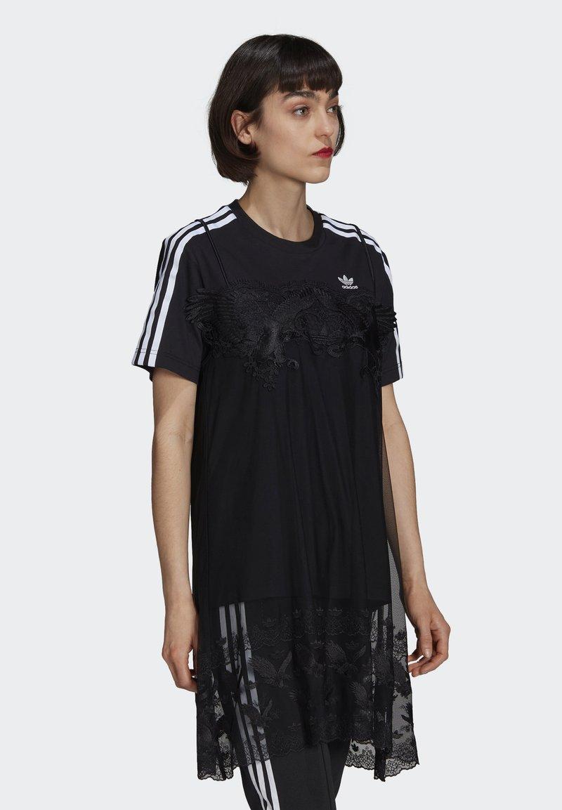 adidas Originals - Jerseykjoler - black