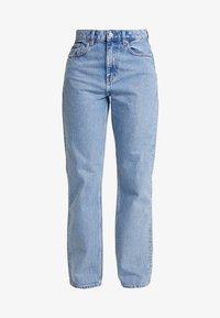 Weekday - VOYAGE - Relaxed fit jeans - pen blue - 4