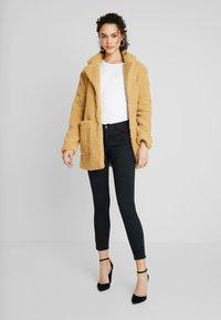 TWINTIP - Winter coat - mustard - 1