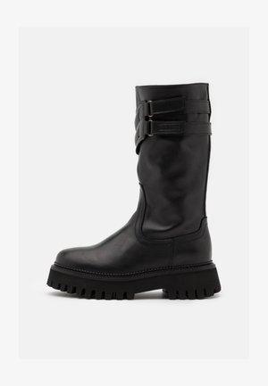 GROOV-Y - Platform boots - black