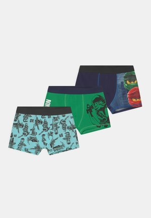 3 PACK - Boxerky - dark navy