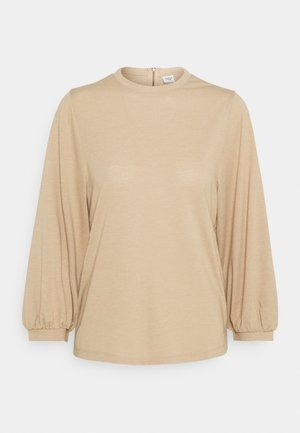 JDYANNELINE - Long sleeved top - beige