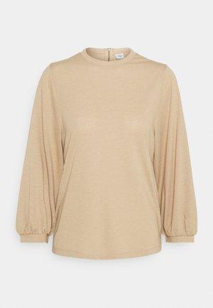 JDYANNELINE - Langarmshirt - beige