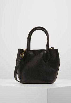 VACHETTA OPEN TOTE - Handbag - black