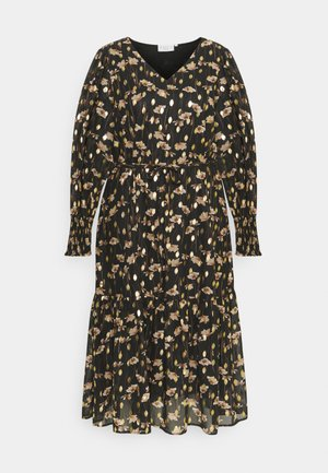 FIONA DRESS - Kjole - gold