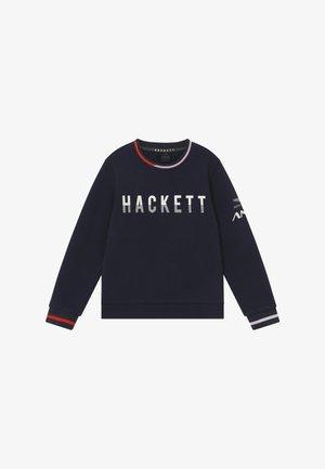 AMR CREW - Sweatshirt - navy