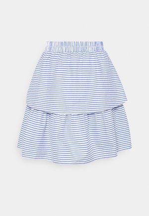SMILLA SKIRT - A-line skirt - blue foundation