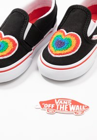 Vans - Dětské boty - rainbow/true white - 6
