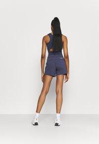 Columbia - LOGO™ II SHORT - Pantalón corto de deporte - nocturnal - 2