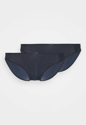 DAVU BRIEF - Briefs - navy