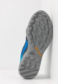adidas Performance - TERREX AX3 - Hiking shoes - glow blue/legend ink/shock cyan - 4