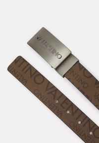 Valentino Bags - TIRO SET - Belt - moro - 5