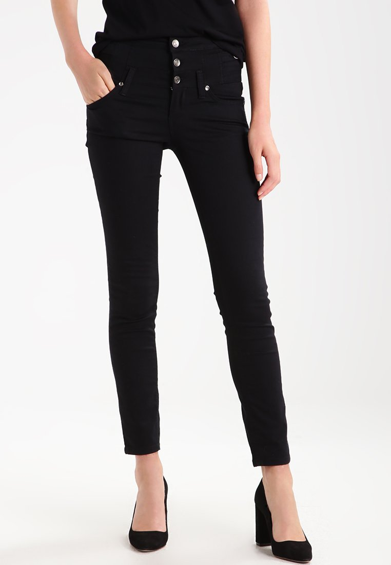 Liu Jo Jeans - RAMPY - Jeans Skinny Fit - nero