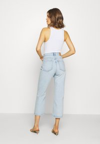 Weekday - VOYAGE LOVED - Jeans Straight Leg - morning blue - 2
