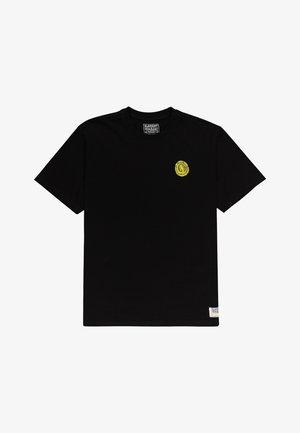 THE VISION  - T-shirt imprimé - flint black