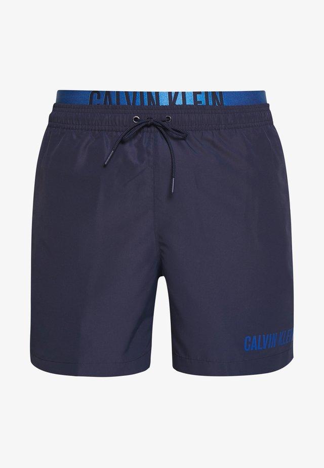 MEDIUM DOUBLE - Plavky - blue