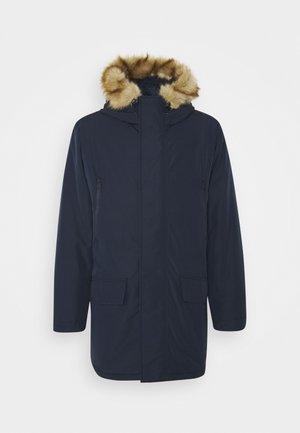 WOODSIDE LONG UTILITY  - Zimní kabát - nightwatch blue