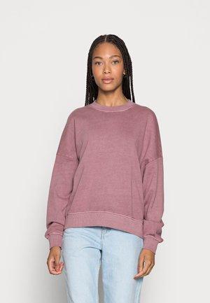 COO  - Sweatshirt - dark old pink