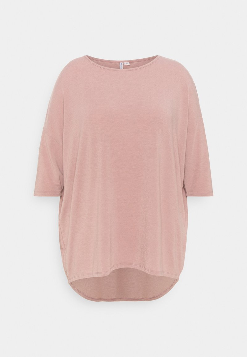 ONLY Carmakoma - CARLAMOUR  - T-shirts med print -  rose
