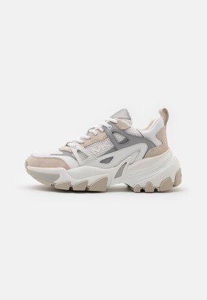 NICK - Sneakers basse - optic white