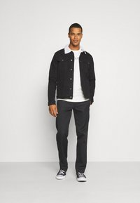 Denim Project - KASH JACKET - Cowboyjakker - black - 1